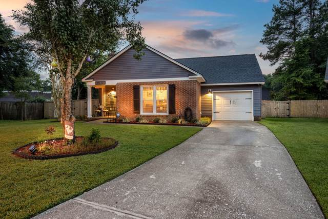 105 Mill Pond Court, Summerville, SC 29485 (#21015992) :: Realty ONE Group Coastal