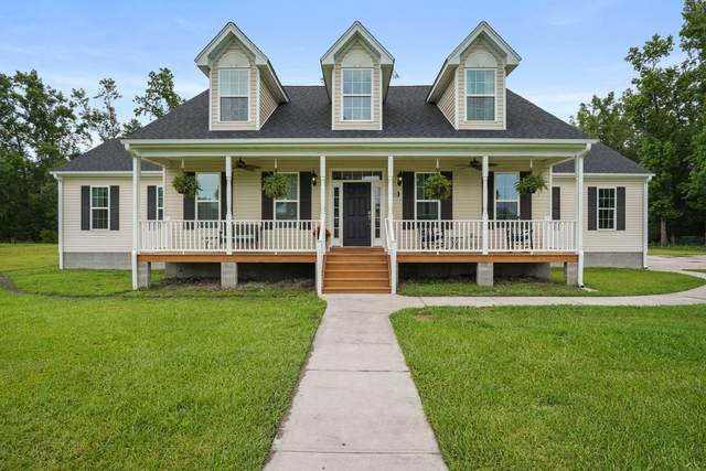 1924 Cypress Campground Road, Ridgeville, SC 29472 (#21016009) :: Realty ONE Group Coastal