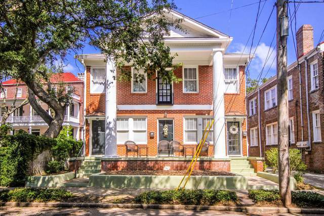 58 Laurens Street, Charleston, SC 29401 (#21016130) :: Realty ONE Group Coastal