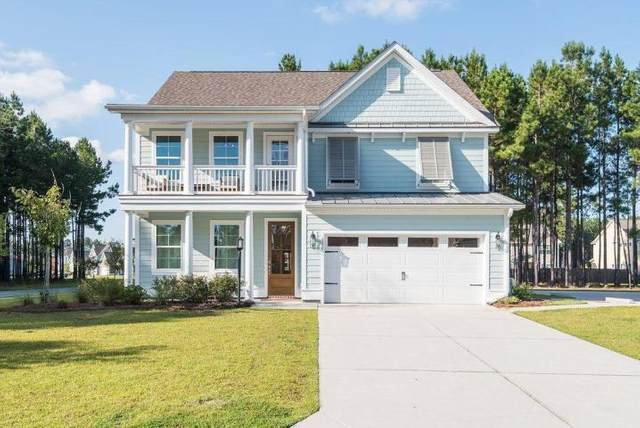 675 Yellow Leaf Lane, Summerville, SC 29486 (#21016237) :: Realty ONE Group Coastal