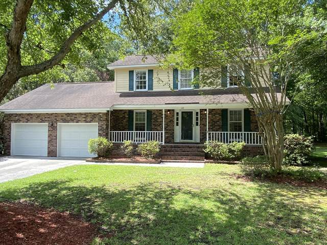 122 Westerfield Drive, Goose Creek, SC 29445 (#21016271) :: Realty ONE Group Coastal