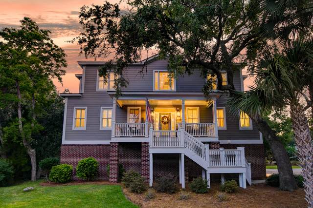 61 Seagrass Lane, Isle Of Palms, SC 29451 (#21016349) :: The Cassina Group