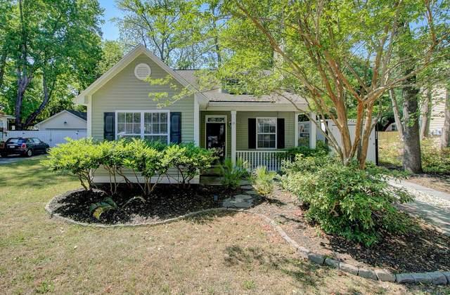 1437 Swamp Fox Lane, Charleston, SC 29412 (#21016405) :: Realty ONE Group Coastal