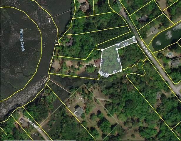 31 Foredeck Lane, Edisto Island, SC 29438 (#21016407) :: The Gregg Team