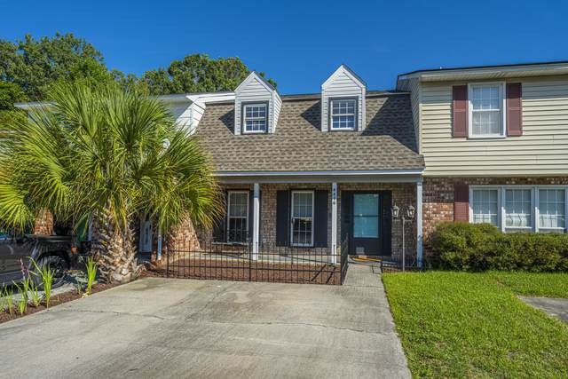 4416 N Shirley Drive, North Charleston, SC 29418 (#21016485) :: The Gregg Team