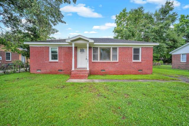428 Annette Drive, Goose Creek, SC 29445 (#21016501) :: Realty ONE Group Coastal