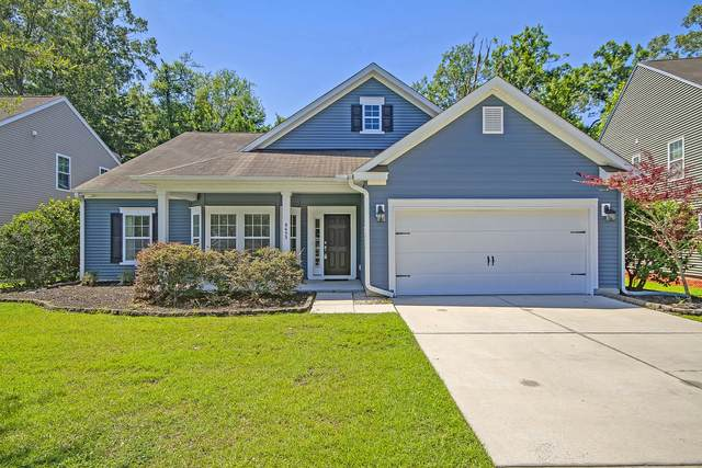 8453 Middle River Way, North Charleston, SC 29420 (#21016536) :: Realty ONE Group Coastal