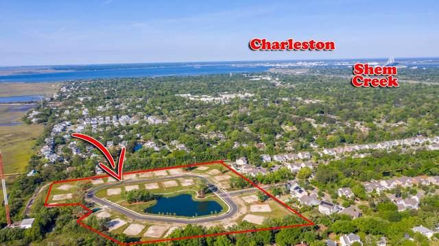 1495 Tomato Farm Circle Lot 12, Mount Pleasant, SC 29464 (#21016729) :: Realty ONE Group Coastal