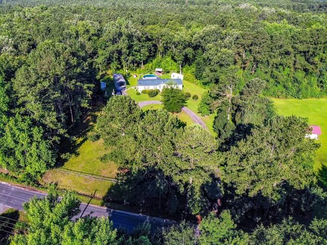 155 Red Oak Road, Cottageville, SC 29435 (#21016802) :: Flanagan Home Team
