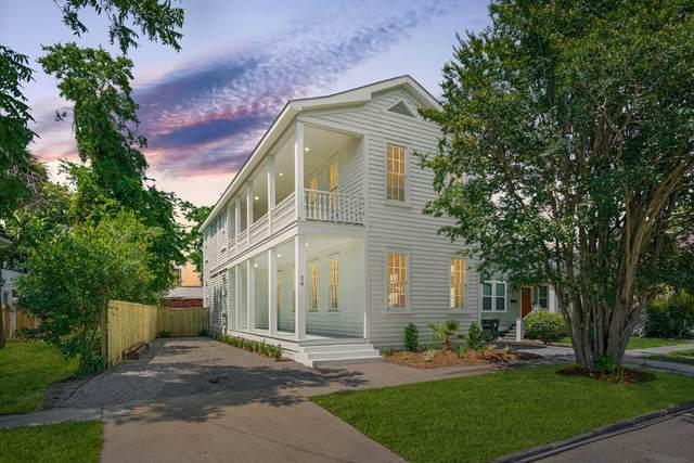 34 Lenox Street, Charleston, SC 29403 (#21016863) :: The Gregg Team