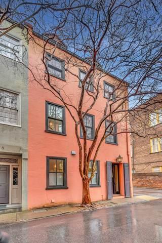 36 Elliott Street, Charleston, SC 29401 (#21016903) :: The Cassina Group