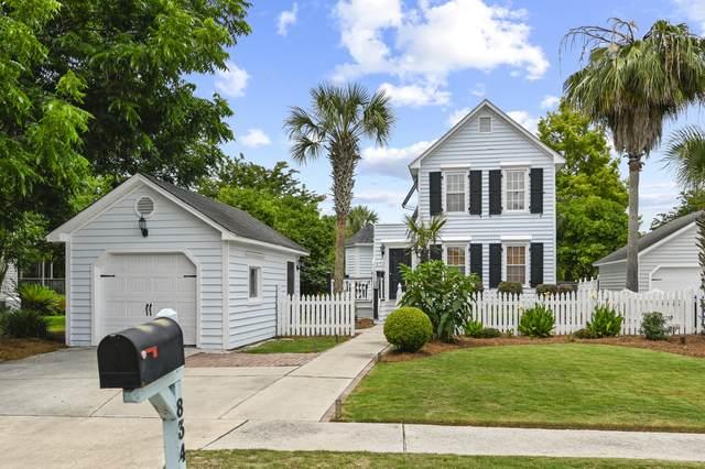 834 Harbor Place Drive, Charleston, SC 29412 (#21017042) :: Realty ONE Group Coastal