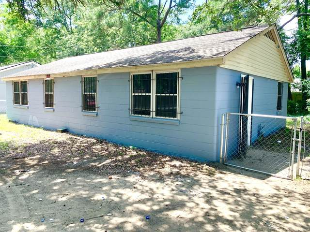 2168 Eleanor Drive, North Charleston, SC 29406 (#21017272) :: Realty ONE Group Coastal