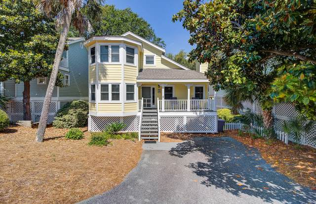 25 Pelican Reach, Isle Of Palms, SC 29451 (#21017803) :: The Cassina Group