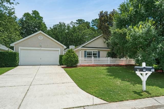 106 Savannah River Drive, Summerville, SC 29485 (#21017963) :: Realty ONE Group Coastal