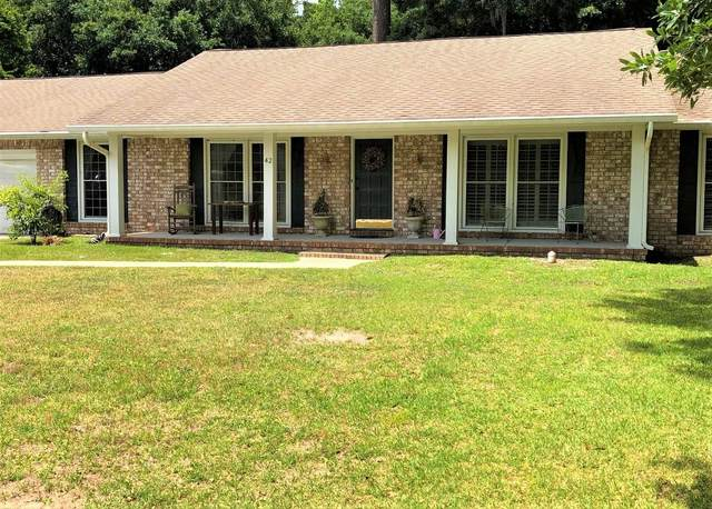 42 Saint Augustine Drive, Charleston, SC 29407 (#21018051) :: The Gregg Team
