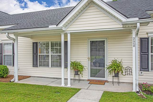 228 Dupont Way, Summerville, SC 29485 (#21018360) :: Realty ONE Group Coastal