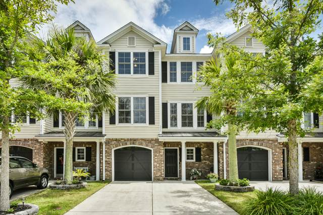 3580 Bagley Drive, Mount Pleasant, SC 29466 (#21018536) :: The Cassina Group