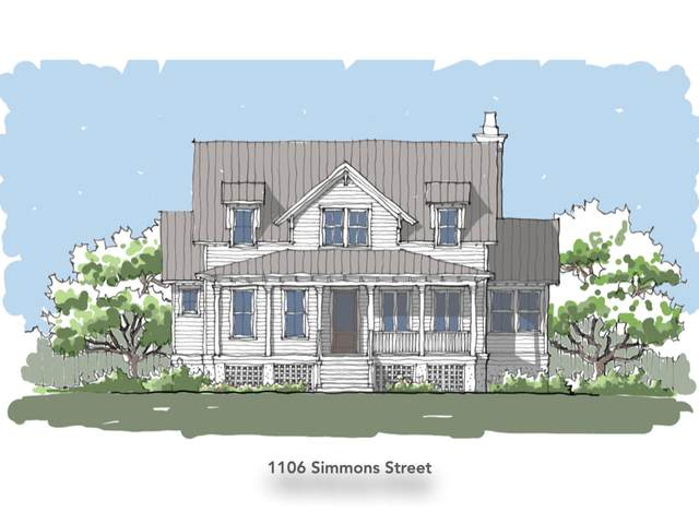 1106 Simmons Street, Mount Pleasant, SC 29464 (#21018658) :: The Cassina Group