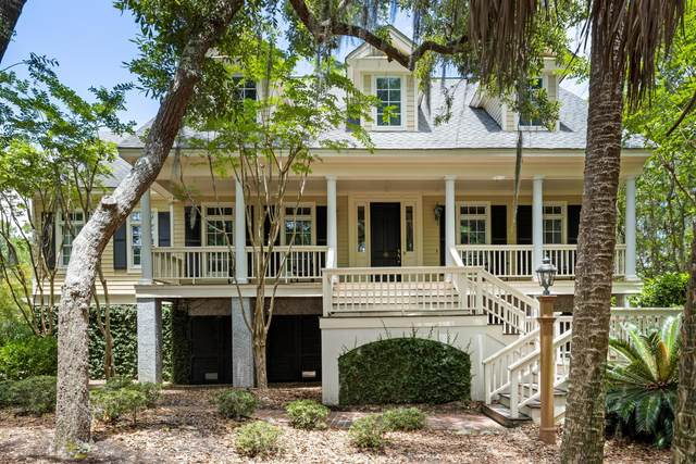 3012 Marsh Haven, Seabrook Island, SC 29455 (#21018901) :: The Cassina Group