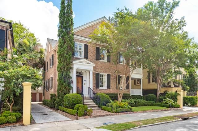 126 South Battery Street, Charleston, SC 29401 (#21018914) :: The Cassina Group