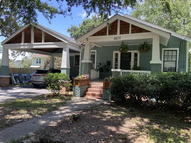 4611 O'hear Avenue, North Charleston, SC 29405 (#21018928) :: Realty ONE Group Coastal