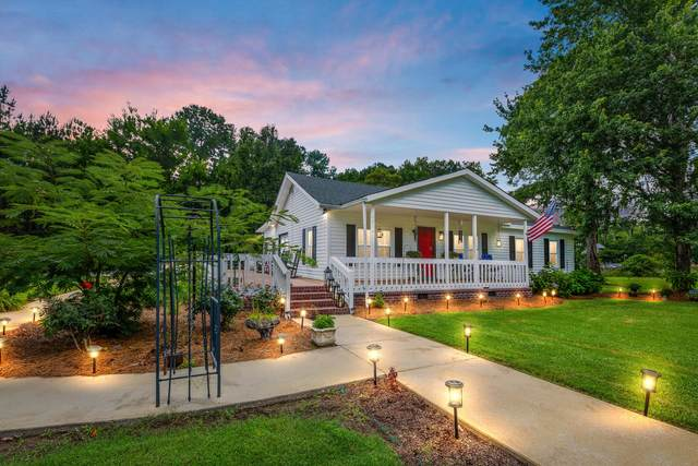 10310 Us Highway 17, Mcclellanville, SC 29458 (#21019092) :: The Cassina Group