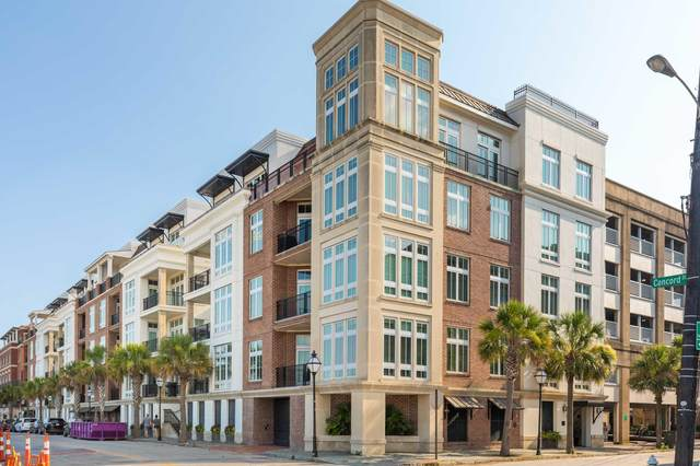 175 Concord Street #403, Charleston, SC 29401 (#21019159) :: The Cassina Group