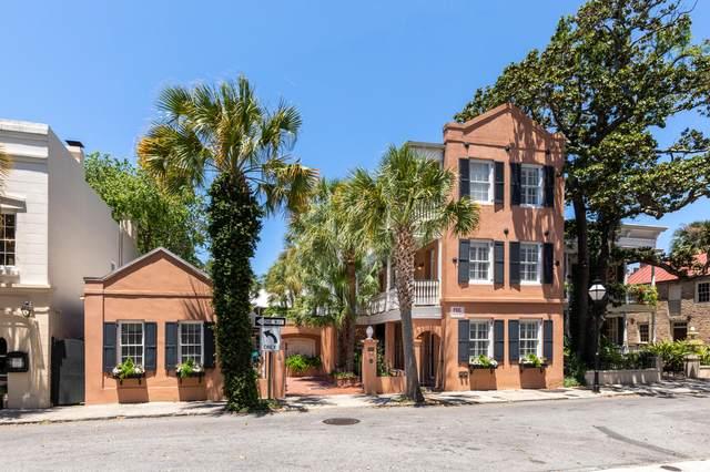 78 Elliott House Inn Street, Charleston, SC 29401 (#21019358) :: Flanagan Home Team