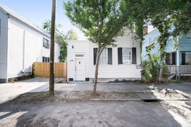 107 America Street, Charleston, SC 29403 (#21019425) :: Realty ONE Group Coastal