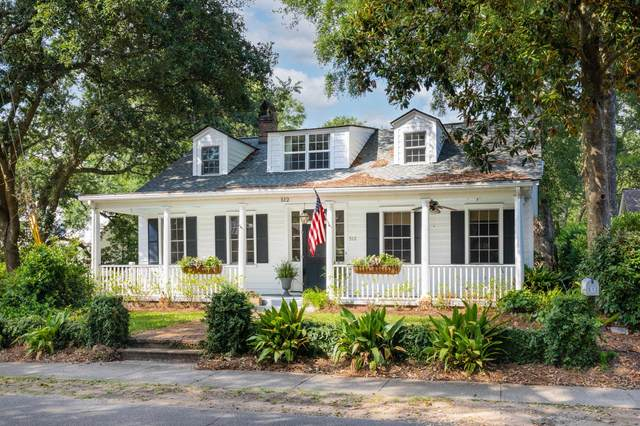 512 Royall Avenue, Mount Pleasant, SC 29464 (#21019476) :: Realty ONE Group Coastal