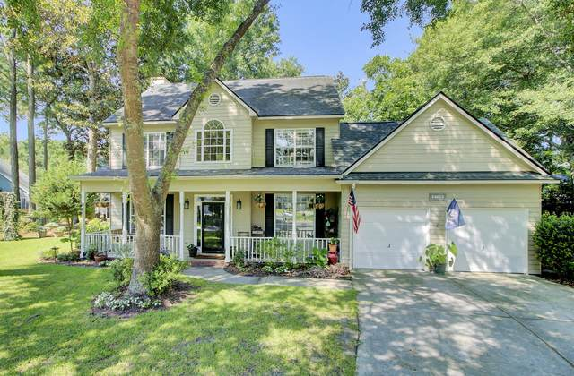 2709 Governors Point Court, Mount Pleasant, SC 29466 (#21019518) :: Realty ONE Group Coastal