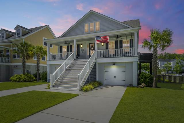 2658 Colonel Harrison Drive, Johns Island, SC 29455 (#21019609) :: Realty ONE Group Coastal