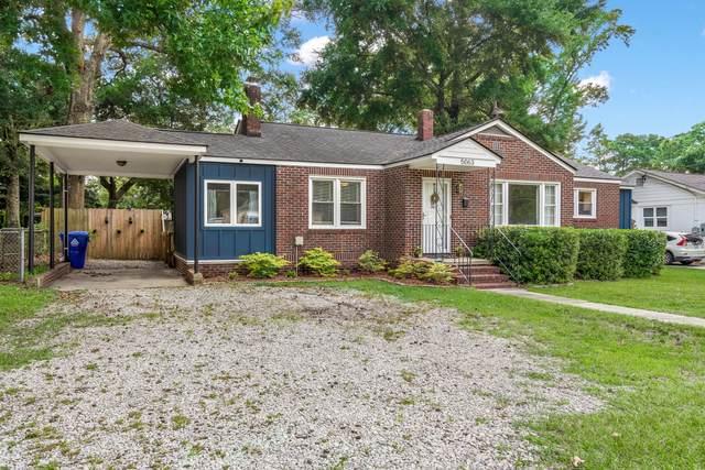 5063 N Rhett Avenue, North Charleston, SC 29405 (#21019720) :: Realty ONE Group Coastal