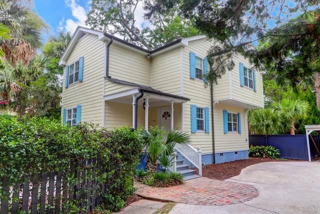 115 1/2 Rutledge Avenue, Charleston, SC 29401 (#21019762) :: Realty ONE Group Coastal