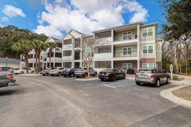 1025 Riverland Woods Place #406, Charleston, SC 29412 (#21020020) :: The Cassina Group