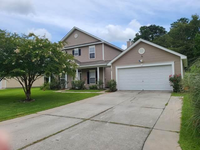 308 Savannah River Drive, Summerville, SC 29485 (#21020038) :: Realty ONE Group Coastal