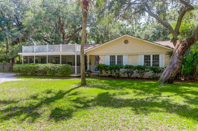 260 Forest Trail Trail, Isle Of Palms, SC 29451 (#21020091) :: The Cassina Group
