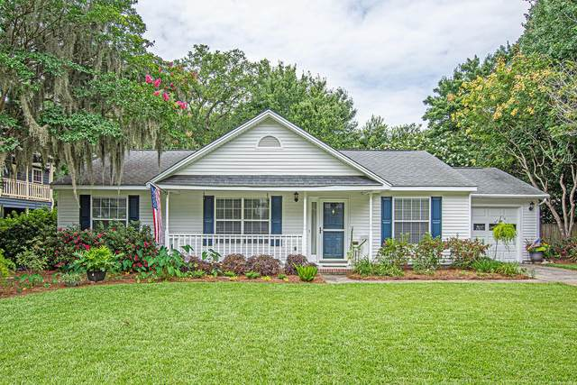 441 Mount Royall Drive, Mount Pleasant, SC 29464 (#21020129) :: The Cassina Group