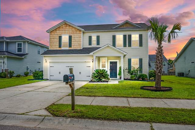 121 Hyrne Drive, Goose Creek, SC 29445 (#21020167) :: Realty ONE Group Coastal
