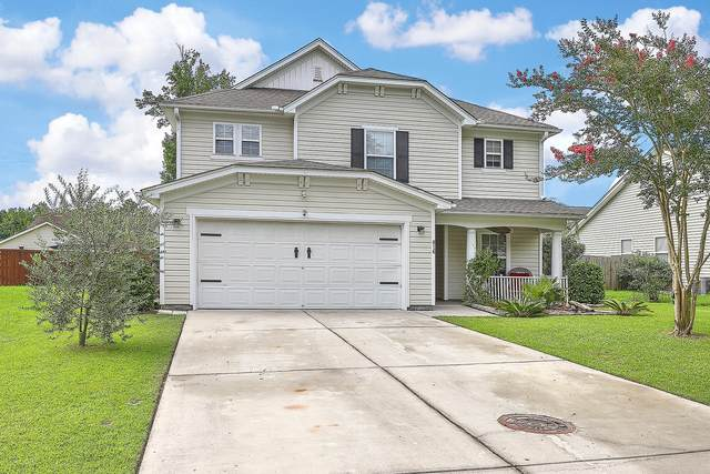 816 Lecture Drive, Ladson, SC 29456 (MLS #21020168) :: The Infinity Group