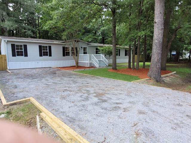158 Dean Drive, Summerville, SC 29483 (#21020194) :: Flanagan Home Team