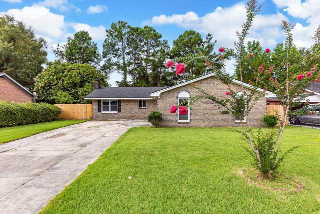313 Clearwater Drive, Goose Creek, SC 29445 (#21020232) :: Realty ONE Group Coastal