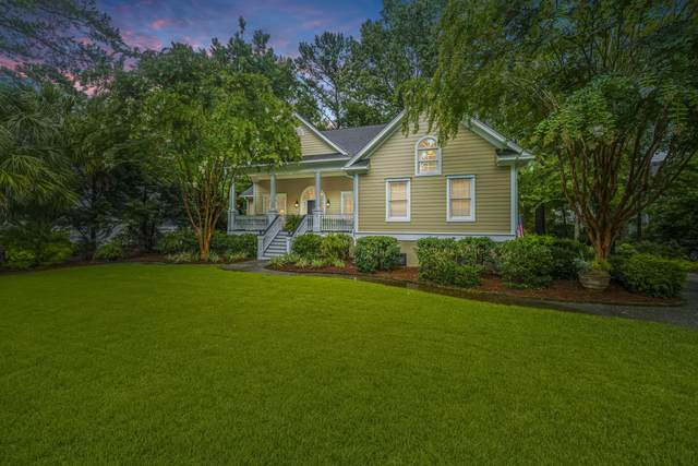 4718 Gold Cup Lane, Hollywood, SC 29449 (#21020271) :: Realty ONE Group Coastal
