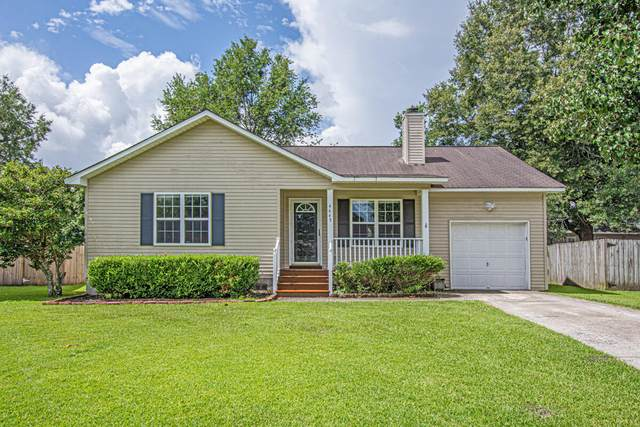 4445 Rice Mill Drive, Charleston, SC 29420 (#21020358) :: The Cassina Group