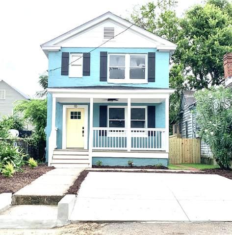 10 Rosemont Street, Charleston, SC 29403 (#21020511) :: The Gregg Team