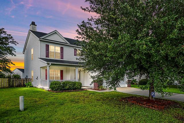 309 Delafield Drive, Summerville, SC 29483 (#21020598) :: The Cassina Group
