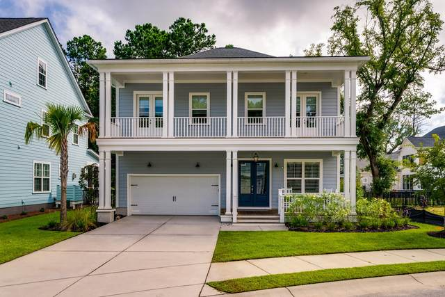 2679 Fountainhead Way, Mount Pleasant, SC 29466 (#21020620) :: The Cassina Group