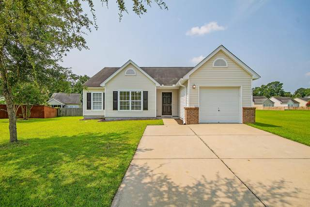 5035 Holdsworth Drive, Summerville, SC 29485 (#21020669) :: The Cassina Group