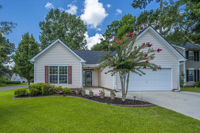 4901 Tangier Place, Summerville, SC 29485 (#21020682) :: The Cassina Group